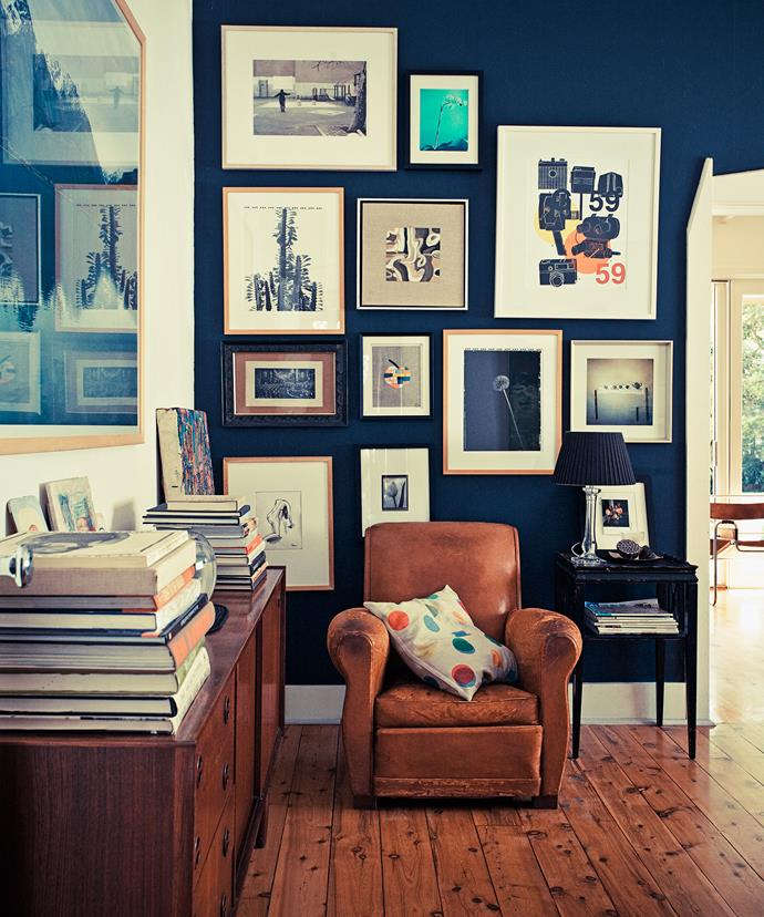 "Their furniture is a combination of new and vintage – some of which has benefited from a fresh coat of paint – and artworks are a constant feature throughout. ""I buy them from galleries, artist friends and more recently [Etsy](http://www.etsy.com/?utm_campaign=supplier/