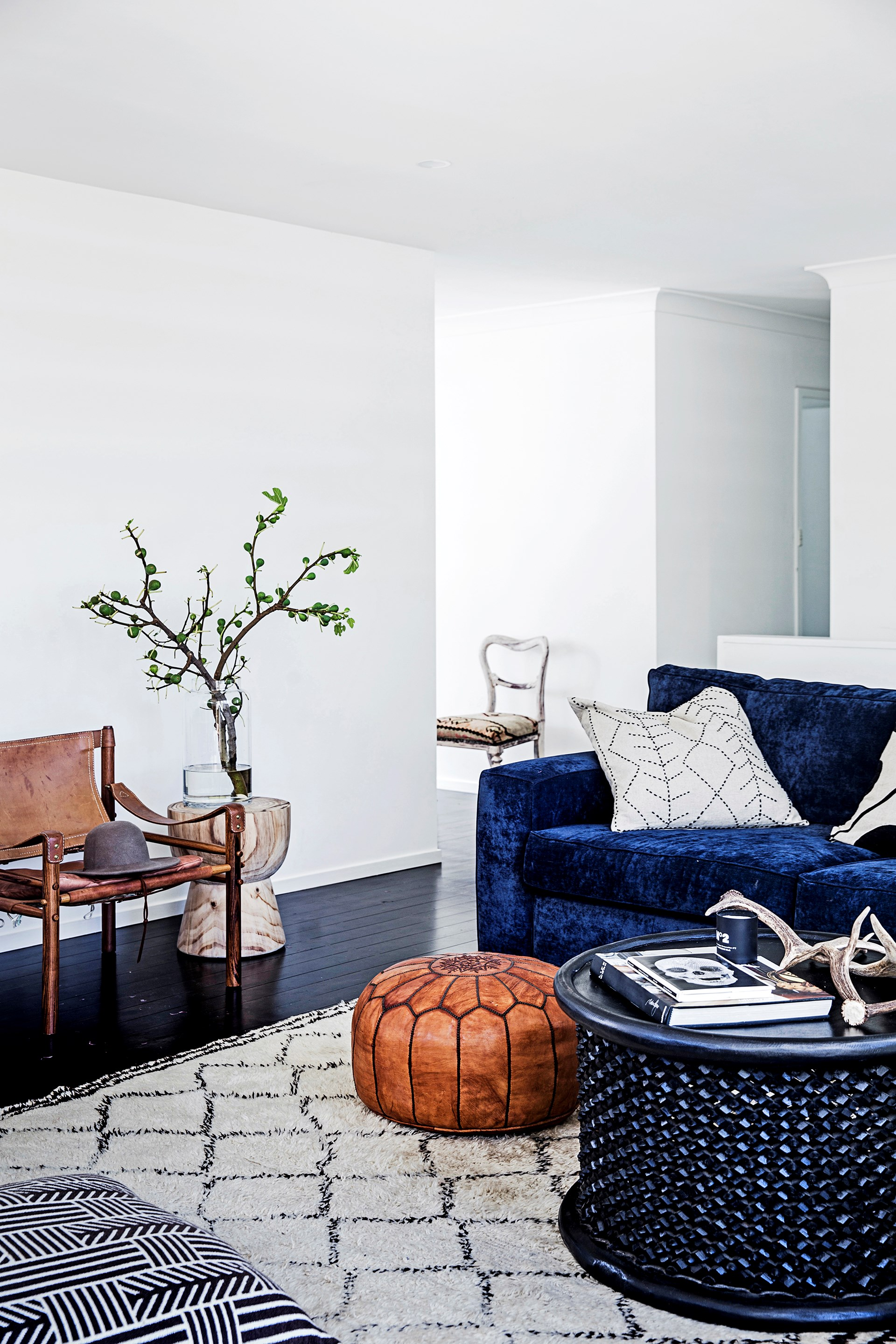 [1970s brick home gets a groovy revamp](http://www.homestolove.com.au/before-and-after-1970s-brick-home-gets-groovy-revamp-3516). Photo: Chris Warnes / *real living*