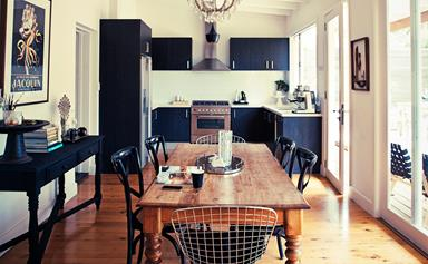 A family-friendly bungalow renovation