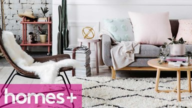 How to cosy up your home with pastels