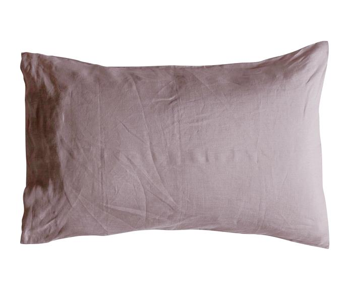 """Standard **pillowcases** in Dusk, $80 a pair, [Cultiver](http://www.cultiver.com/?utm_campaign=supplier/