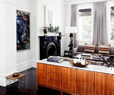 Subtle sophistication shines in this historical Sydney terrace