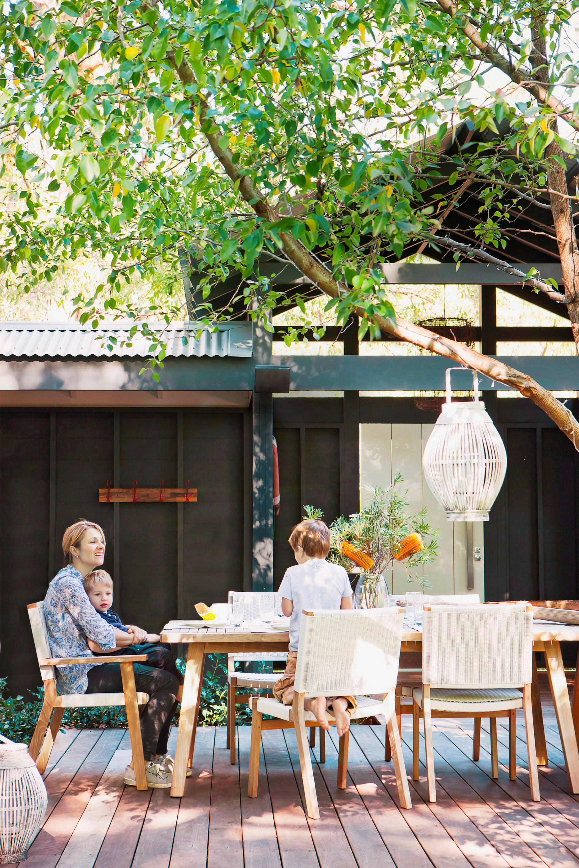 "Shade is the key to creating a [liveable outdoor space](http://www.homestolove.com.au/5-tips-for-the-ultimate-outdoor-entertaining-area-3565|target=""_blank""). Photo: Maree Homer / bauersyndication.com.au"