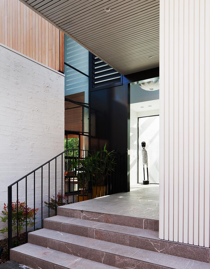 "[Bower Architecture & Interiors](http://www.bowerarchitecture.com.au/?utm_campaign=supplier/|target=""_blank"") remained sensitive to the original Modernist home, maintaining it as one level rather than adding another storey."