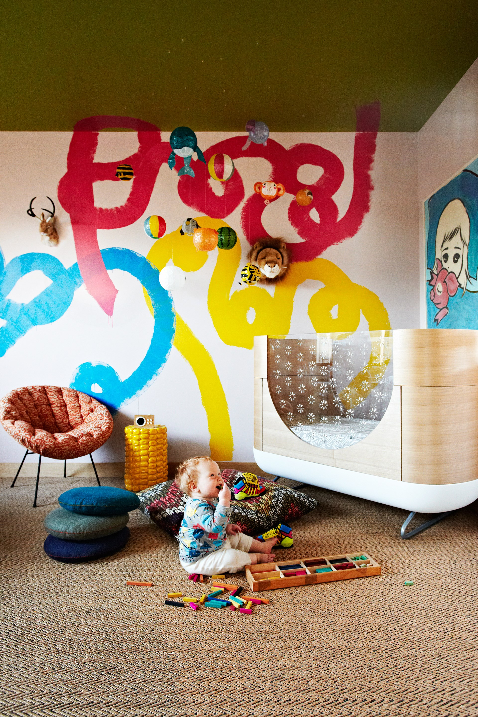 """In the [home of Kip & Co co-owner Kate Heppell](http://www.homestolove.com.au/the-home-of-kip-and-co-co-owner-kate-heppell-3596