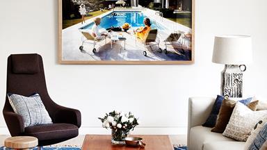 Beach house with a luxury twist