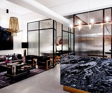 Greg Natale's super-stylish new studio