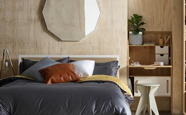 How to give your bedroom a modern makeover