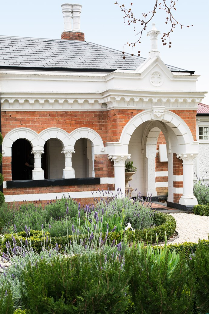 The three-bedroom (plus study) home won Boroondara Council's 2014 Urban Design Award for best heritage conservation, additions and alterations.