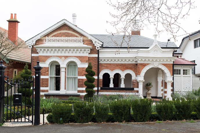 An architect ensured the completed renovation of this Victorian beauty was respectful of the heritage of the original.
