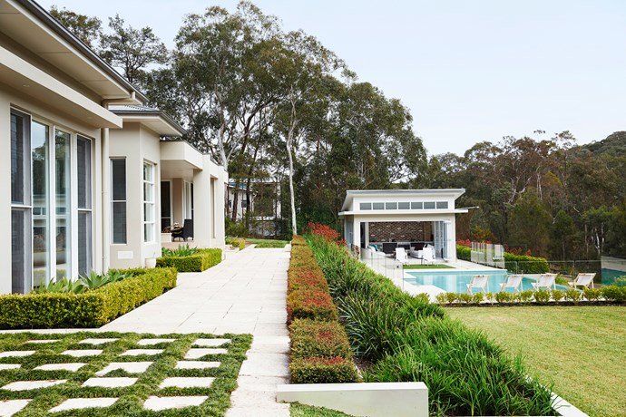 """""""We talked to Daniel and to two architects. Daniel promised us the house we wanted, both aesthetically and practically, and he delivered 100 per cent,"""" says homeowner Grahame."""