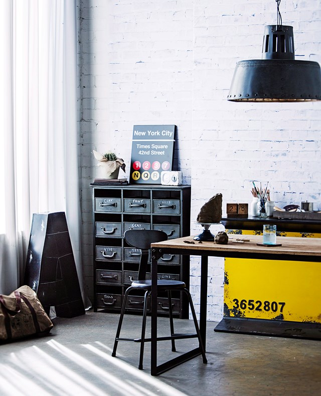 """**2010 – VINTAGE VIBES** <br><br> Interiors a decade ago had a rustic and [salvaged feel](https://www.homestolove.com.au/a-guide-to-salvage-style-decorating-3652