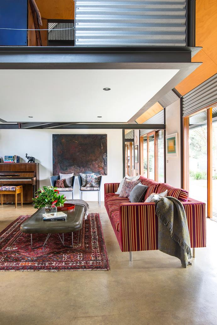 """With its generous [floor-to-ceiling windows](http://www.homestolove.com.au/how-to-choose-the-right-windows-2132