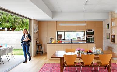 An eco-friendly family home proves size isn't everything