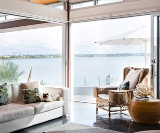 indoor-outdoor living