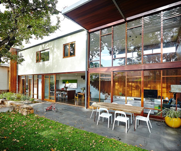 architect designed dream home