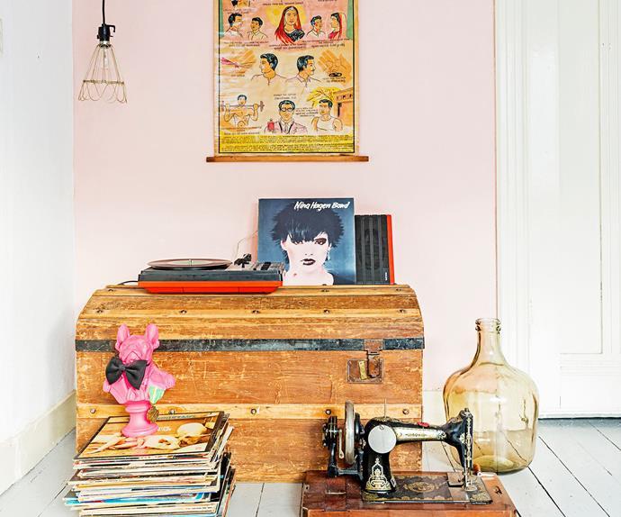 pink interior trend