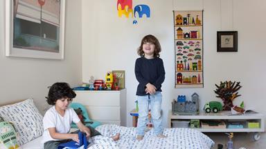 Sensational (and sensible) kids' rooms
