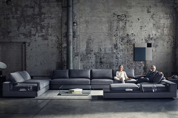 """**Give yourself options.** Sofas create a statement as they are – their sheer size demands attention – but an adaptable sofa adds even more impact. Look for floating platforms and removable covers so that you can change the configuration and colour as you please. You can find both features in the [King Living Jasper Sofa](http://www.kingliving.com.au/sofas-modulars-and-armchairs/jasper/