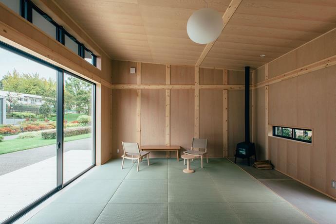 The Cork Hut. Photo: Muji