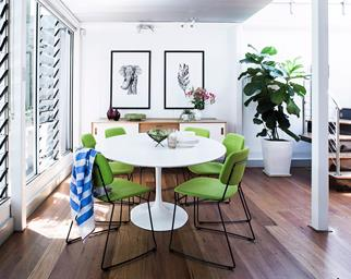 Dining room table entertaining tips