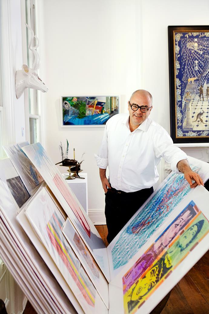 "Strike a balance between research and emotion, says art dealer [Michael Reid](http://michaelreid.com.au/|target=""_blank"")."