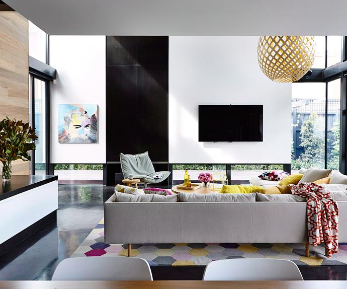 Family friendly interiors