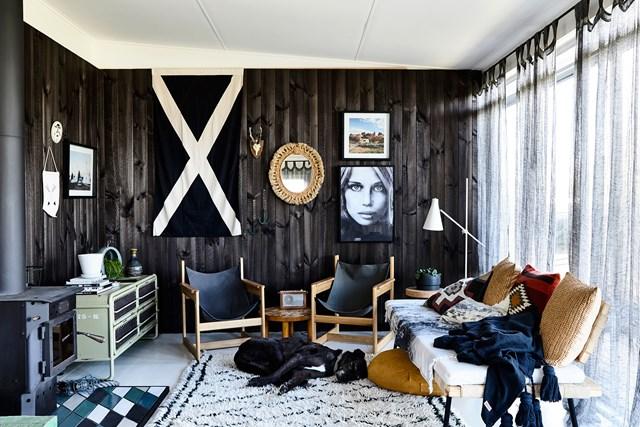 "Check out stylist Simone Haag's [beach shack makeover](http://www.homestolove.com.au/beach-shack-makeover-5163|target=""_blank""). *Photo: Derek Swalwell*"