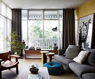 contemporary family home
