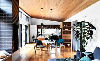 5 homes designed for winter comfort