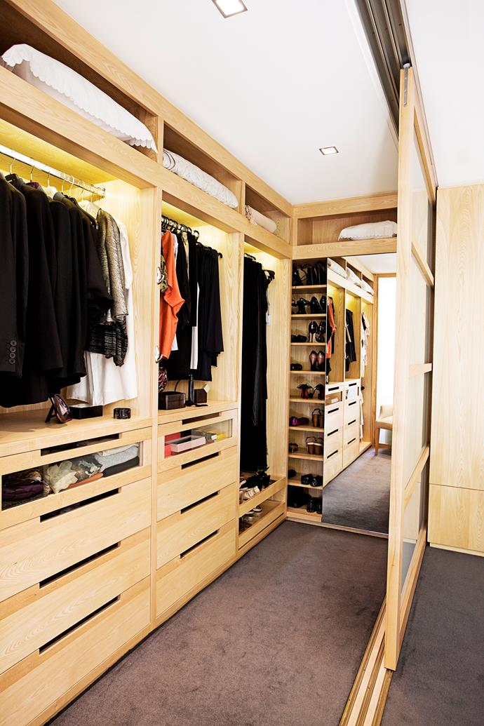 Customise as much as you can to use all the space you have and save money with DIY components. Photo: bauersyndication.com.au