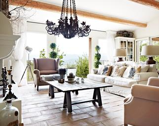 french provencal decor