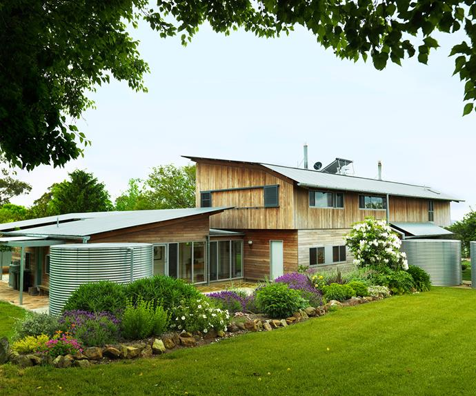 sustainable house Southern Highlands
