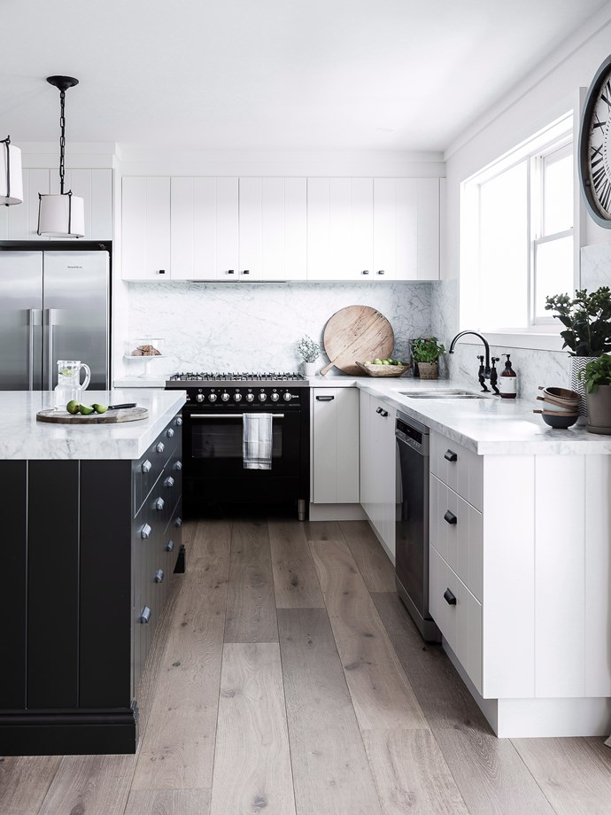 Every surface should sparkle – you want the kitchen to look clean and functional. Photo: Maree Homer / bauersyndication.com.au