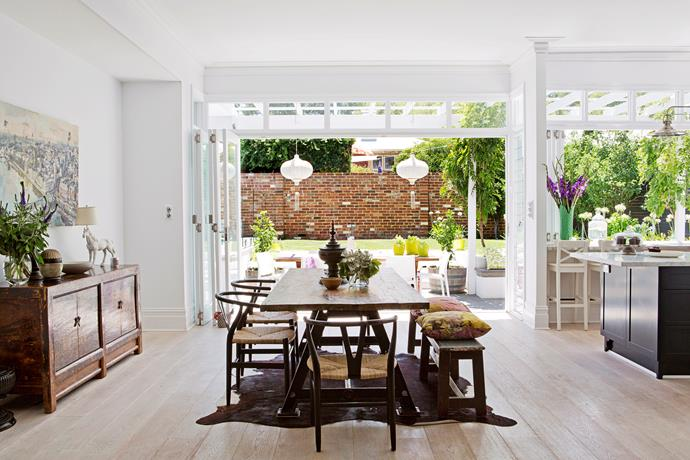 A spacious, open-plan style space is particularly attractive to potential buyers as it has a multitude of lifestyle benefits. Photo: Angelita Bonetti / bauersyndication.com.au