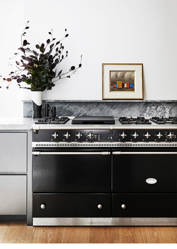 """Avid cooks, the clients' new Lacanche oven from [Manorhouse](http://www.manor.com.au/?utm_campaign=supplier/
