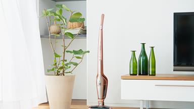 Does a cordless vacuum make you a cleaner person?