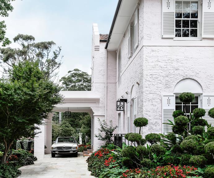Georgian house north Sydney