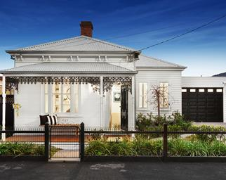Victorian house renovation