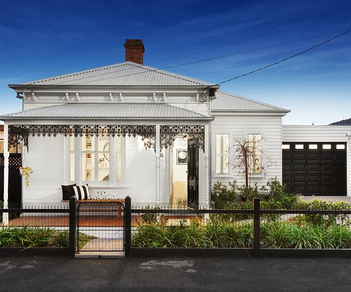Victorian house renovation