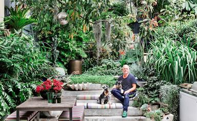 Florist extraordinaire Sean Cook reveals his favourite flowers