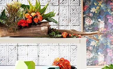How to create a stunning flower arrangement