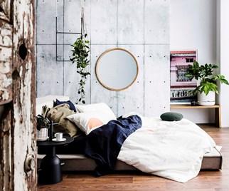 indoor plants bedroom