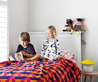 Kids sharing a bedroom