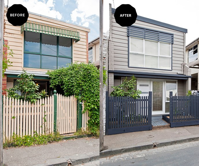 The overgrown and outdated home got a new lease on life for approximately $7,000.