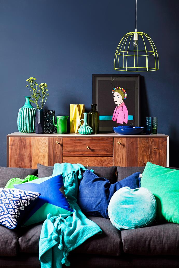 Layer up your favourite items and don't be afraid to go bold with colour and texture. Photo: bauersyndication.com.au