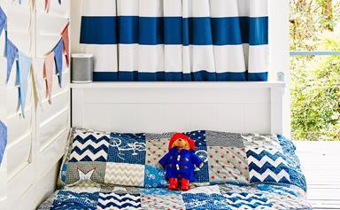 Creative decor ideas for kids' rooms