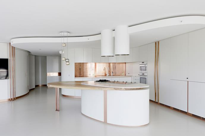 """Go with the Flow by Steven Isaacs, Lisa Saville and Su Jin Kim of [Architecture Saville Isaacs](http://architecturesavilleisaacs.com.au/