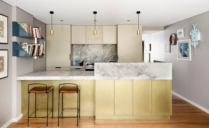 """Midas Touch by [Brett Mickan Interior Design](http://bmid.com.au/