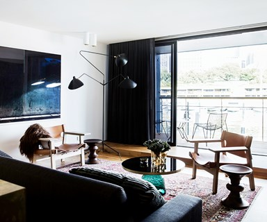 Luxe apartment tour: Wolloomooloo Wharf-conversion
